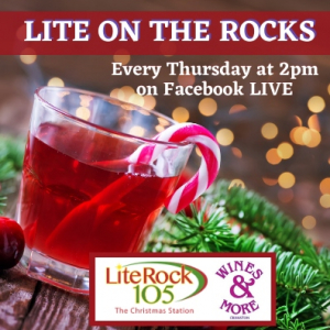 LITE ON THE ROCKS with the 2 Lite Chicks