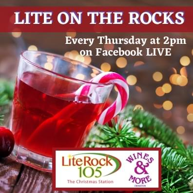 LITE ON THE ROCKS XMAS sq