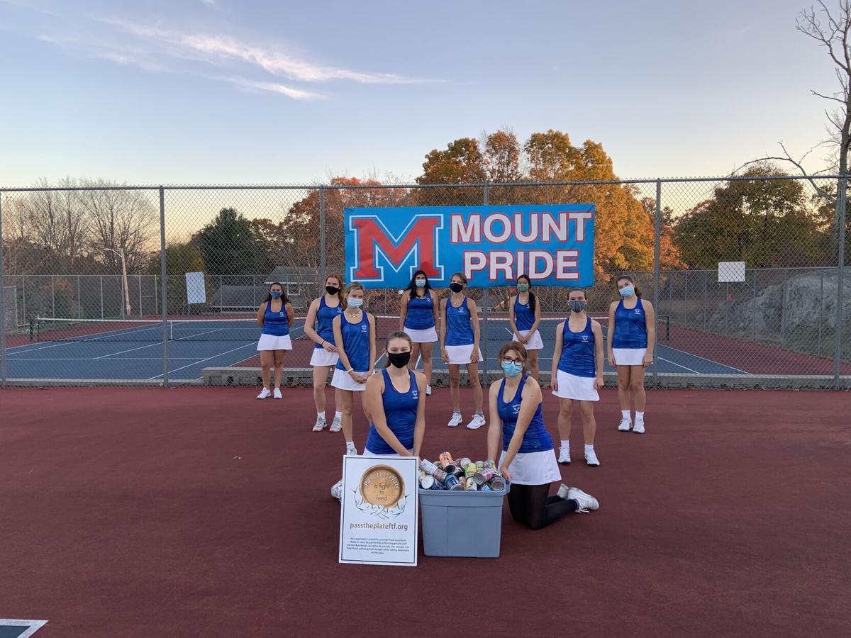 Mount St. Charles Girls Varsity Tennis