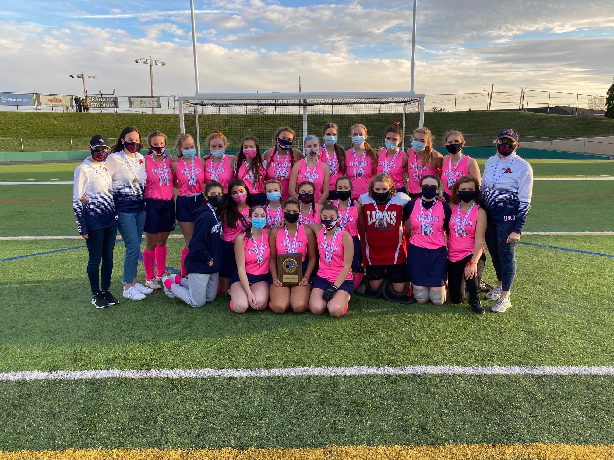 Lincoln High School Girls Field Hockey