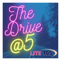 The Drive @5 with Vic Edwards!