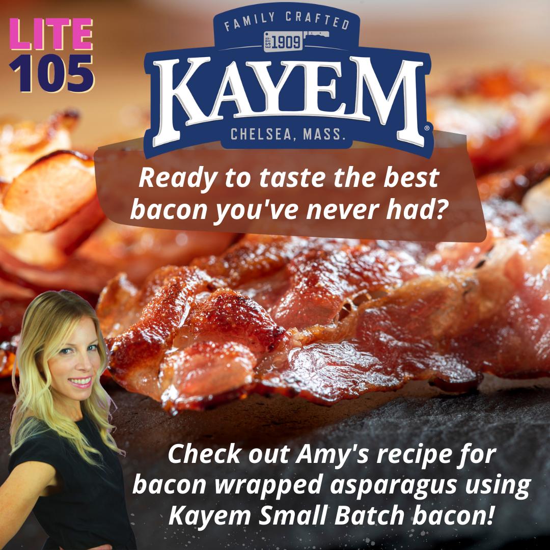 Amy's Kayem Bacon Recipes!
