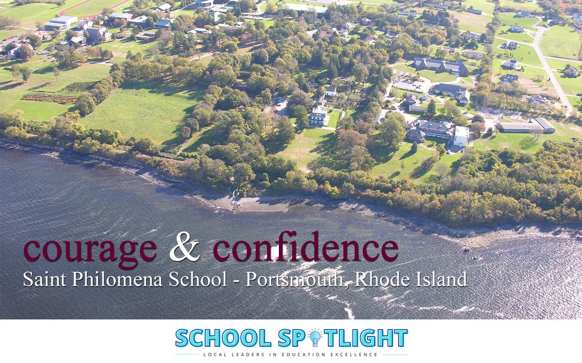 School Spotlight: Saint Philomena School in Portsmouth