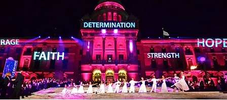 """The Gloria Gemma Breast Cancer Resource Foundation supports events throughout the year including """"Illuminations of Life,"""" """"Gloria Gemma 5k,"""" """"Journey to Better Health"""" and many more.Learn more about all of their events and incredible commitment to the community."""