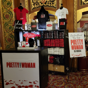 Heather goes behind-the-scenes at PPAC for Pretty Woman – The Musical!