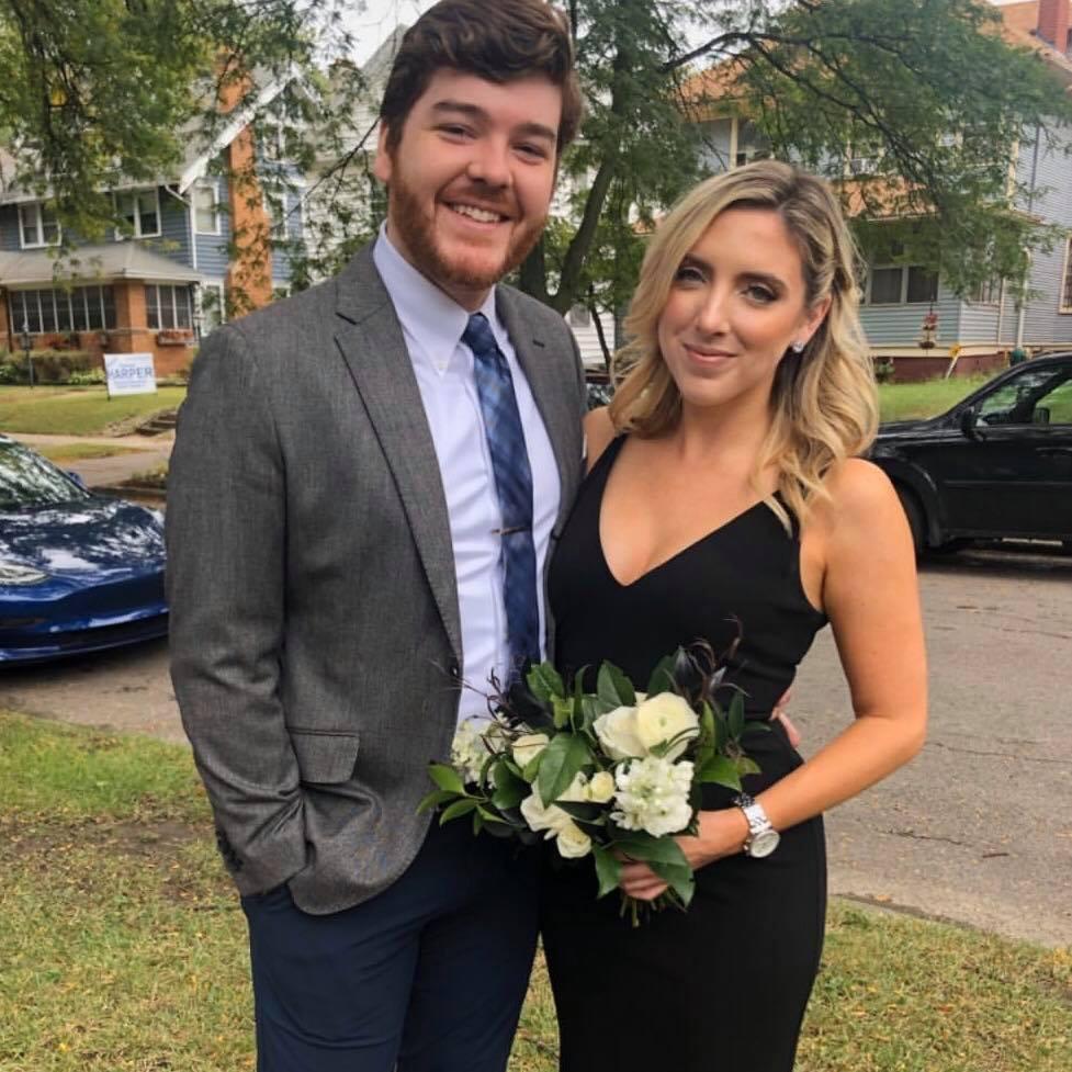 Heather's Stepson, Derek, gets engaged!