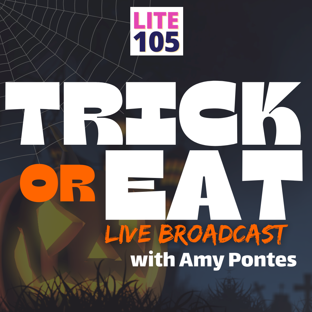 Trick or Eat LIVE Broadcast with Amy Pontes