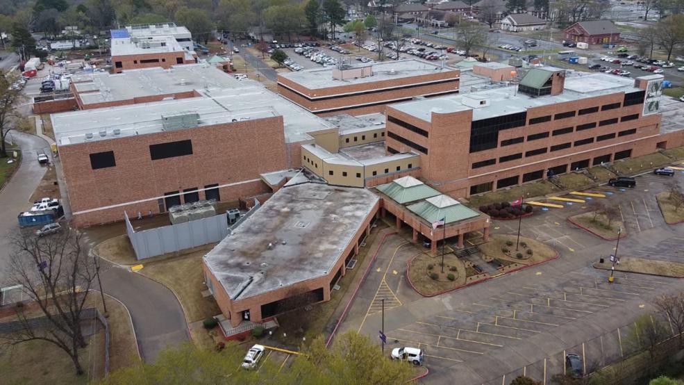 1st coronavirus death in Arkansas reported