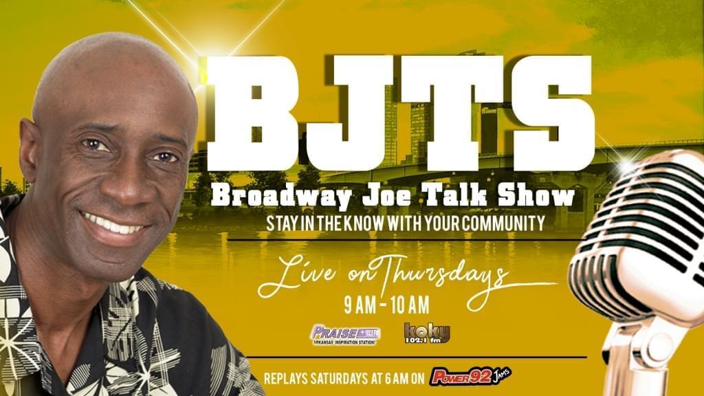 Broadway Joe Talk Show – October 15, 2020