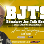 Broadway Joe Talk Show – October 22, 2020