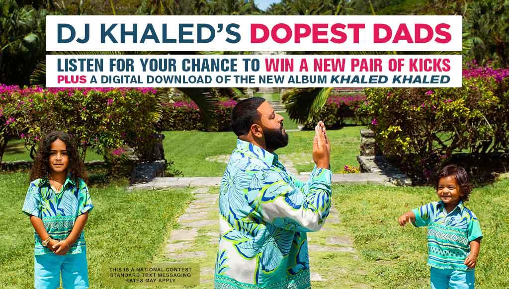 DJ Khaled Dopest Dads