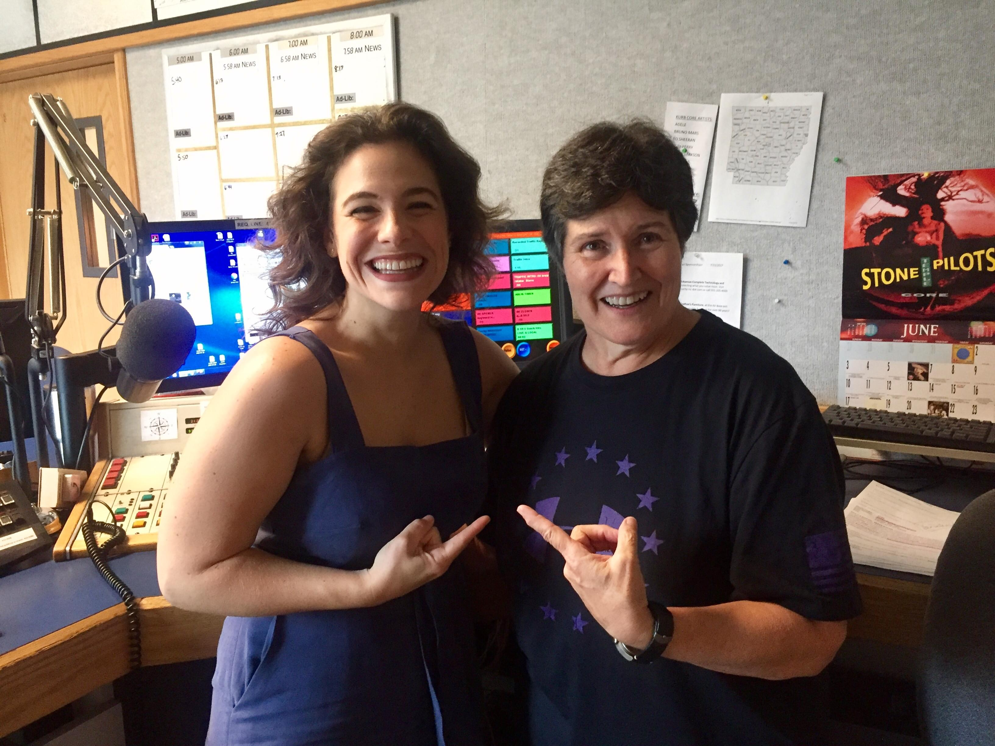 """B 98.5's Becky Rogers spoke with the Star of """"Beautiful – The Carole King Musical"""""""