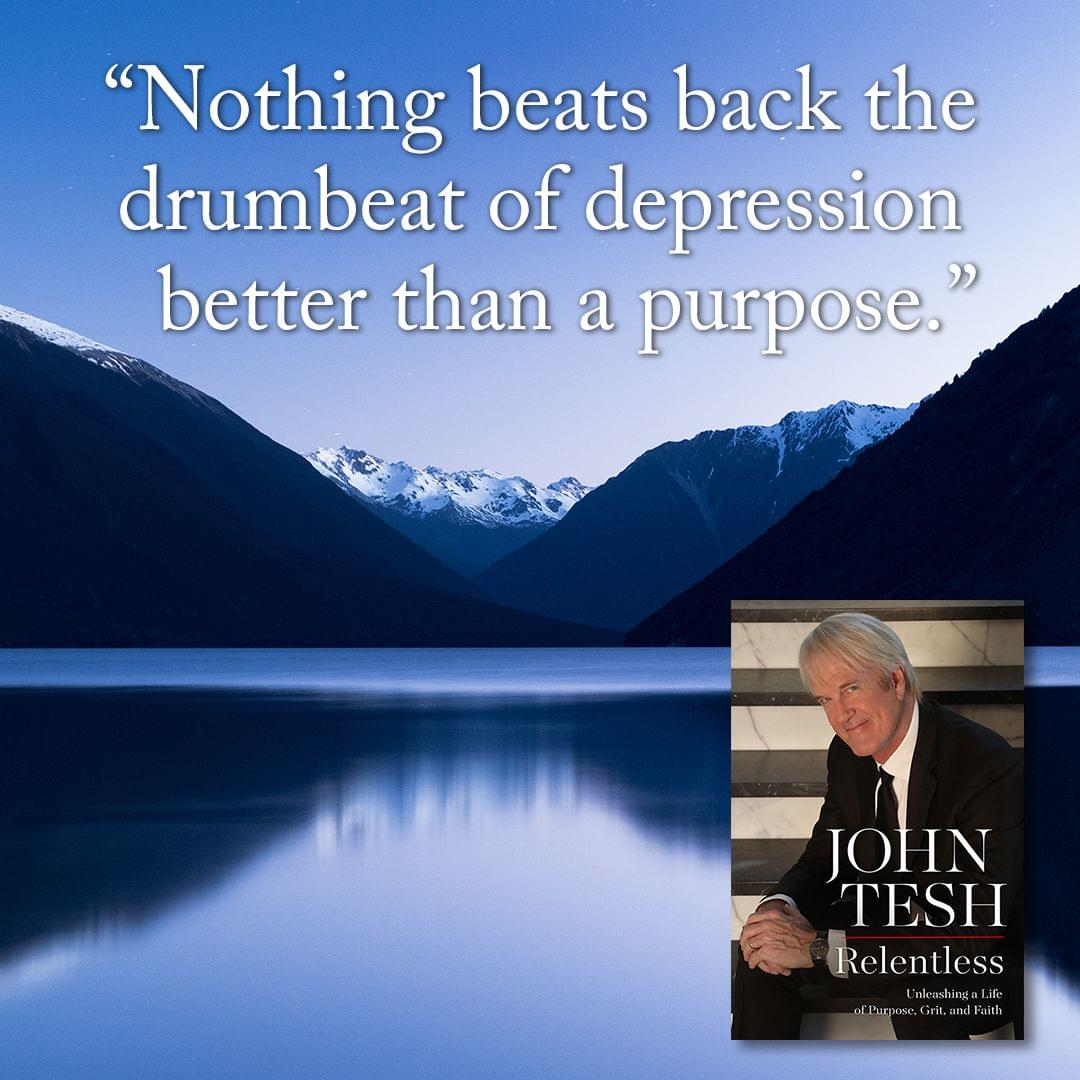 John Tesh Talks his new book with Kevin Idol!
