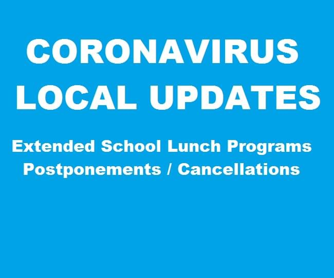Covid-19 – Local News/Updates