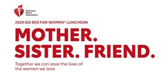 Go Red VIRTUAL Luncheon