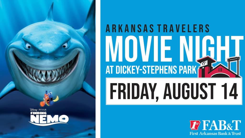 Arkansas Travelers Movie Night with B 98.5