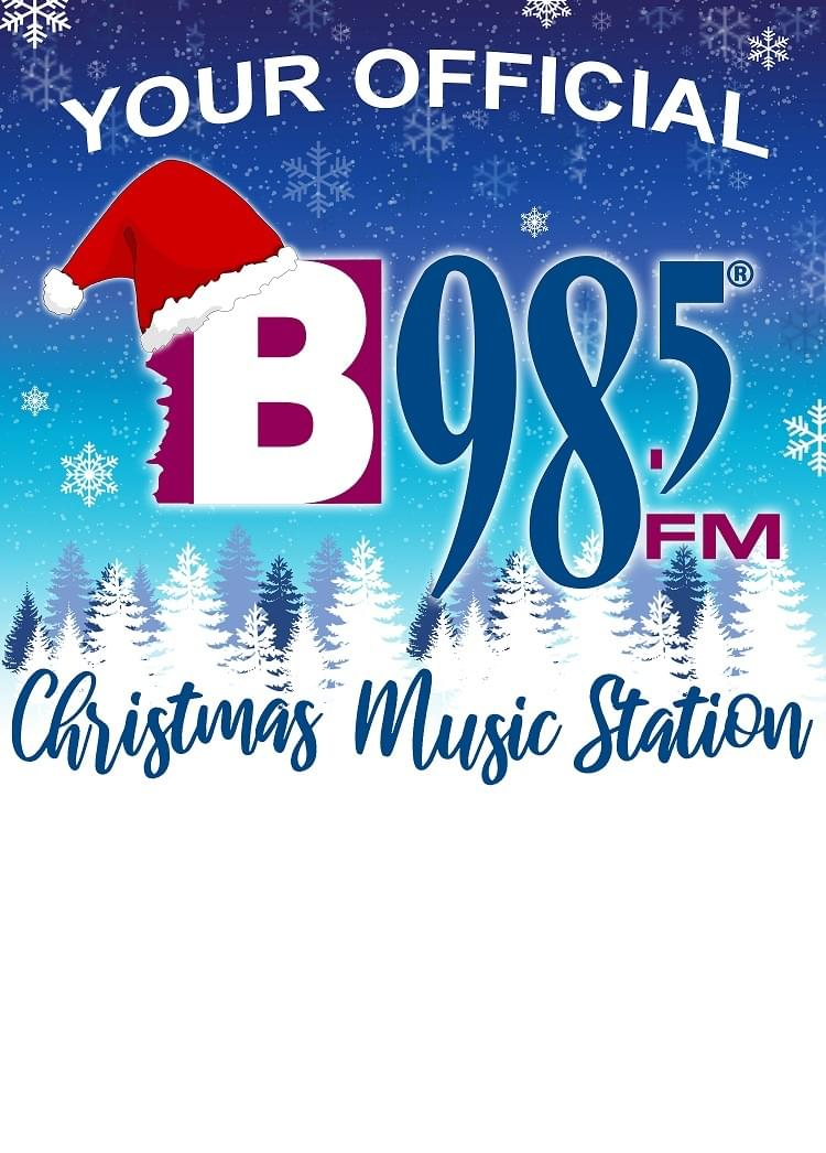 Your Official Christmas Music Station