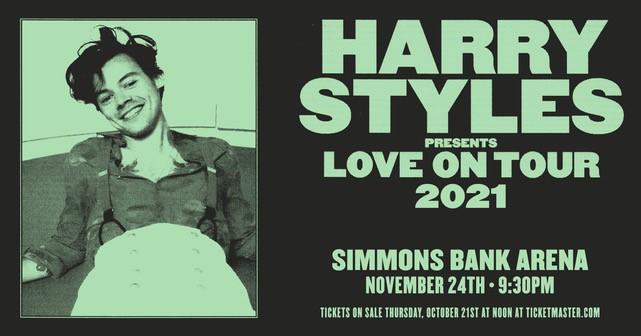 Harry Styles in Concert