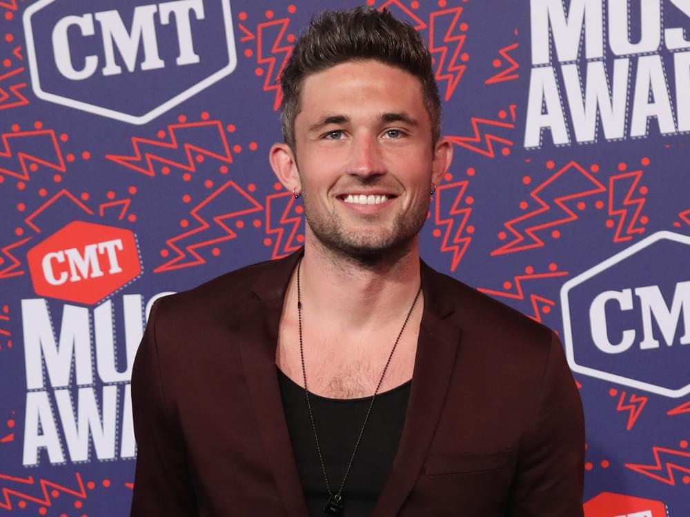 """Michael Ray to Headline """"CMT on Tour"""" With Jimmie Allen & Walker County"""