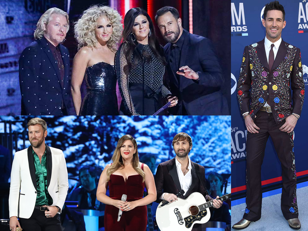Lady Antebellum, Little Big Town & Jake Owen Share What They're Thankful for in 2019