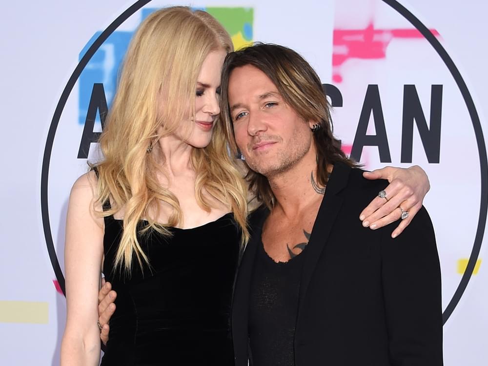 Keith Urban & Nicole Kidman Donate $500,000 to Help Fight Wildfires in Australia