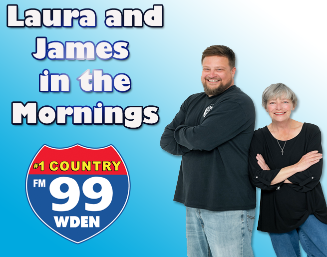 The Morning Show with Laura and James