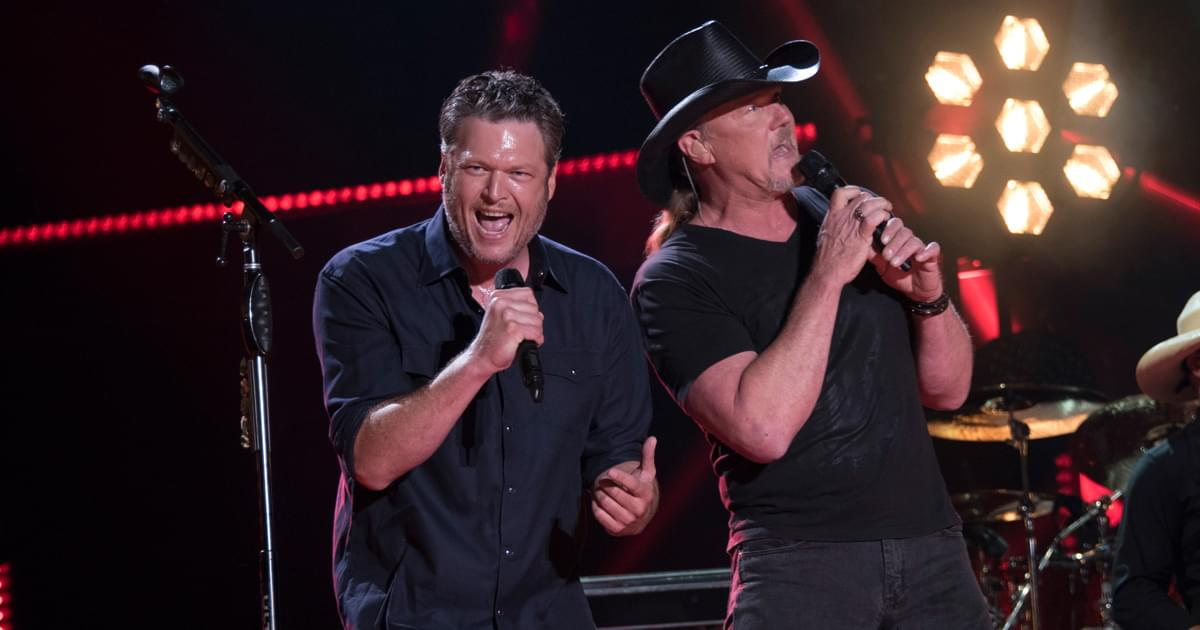 Blake Shelton to Stage Concert Event Across Drive-In Theaters on July 25 With Gwen Stefani & Trace Adkins