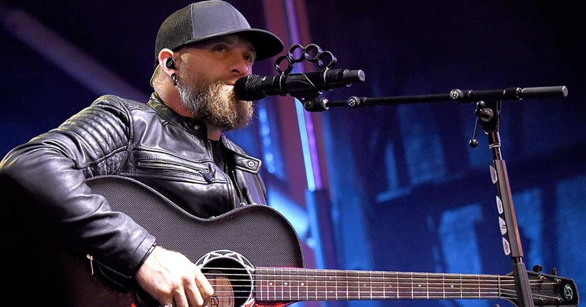 "Watch Brantley Gilbert Pay Tribute to Charlie Daniels by Covering ""Long Haired Country Boy"""