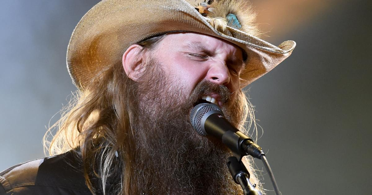 Chris Stapleton Teases New Music With Intense Video Clip Across Social Media