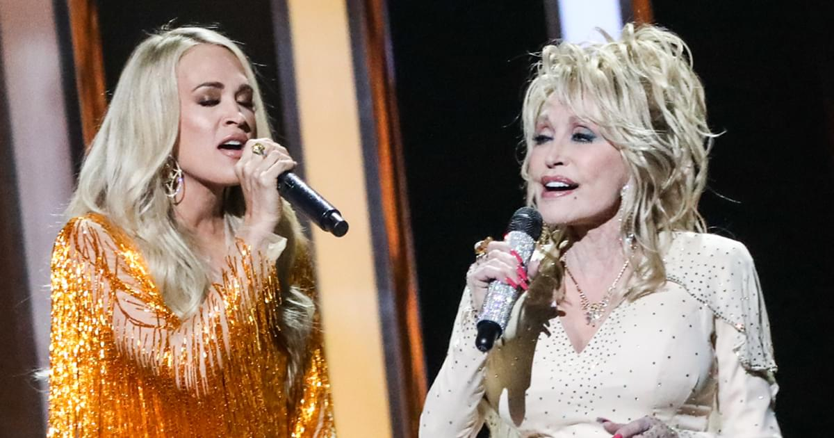 Country Christmas Playlist 2020 With Carrie Underwood, Dolly Parton, Lady A, Brett Eldredge & More