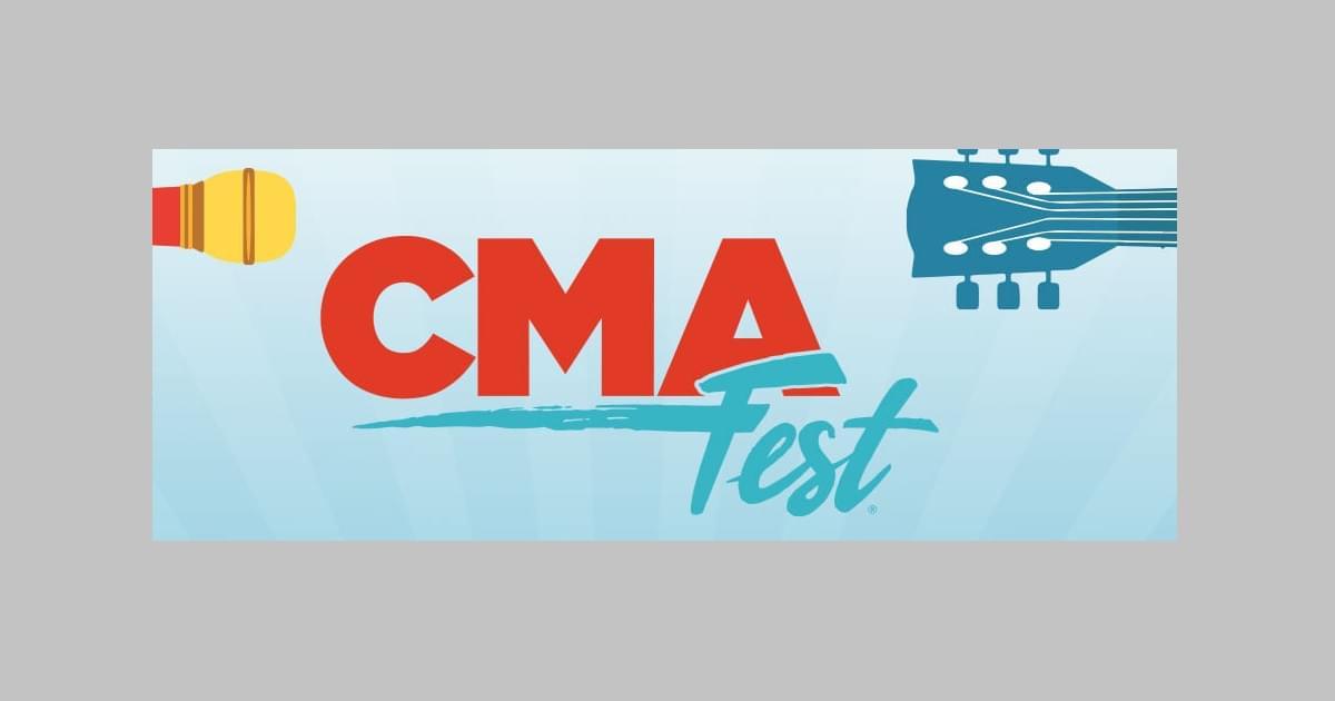 CMA Music Festival 2022 Dates Set – June 9th-12th