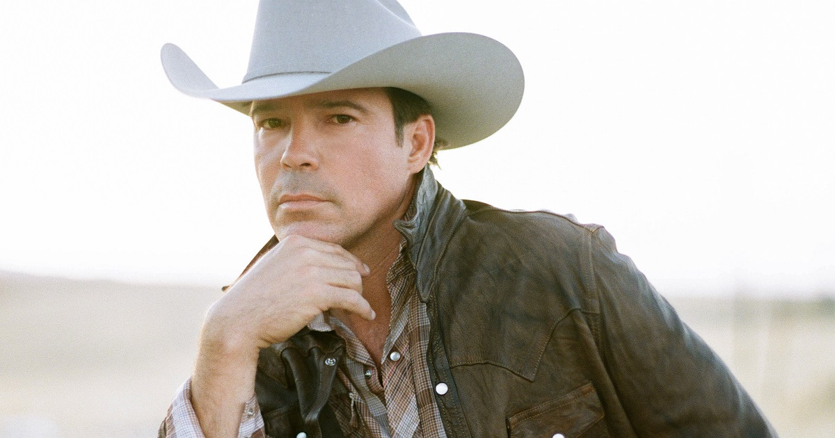 Clay Walker's New Album – Texas To Tennessee – Is About His Journey