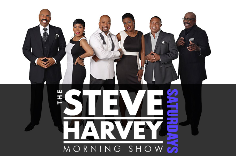 Saturday's with Steve Harvey Morning Show