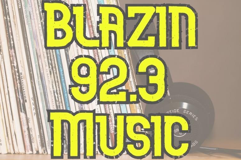 Blazin 92.3 Music
