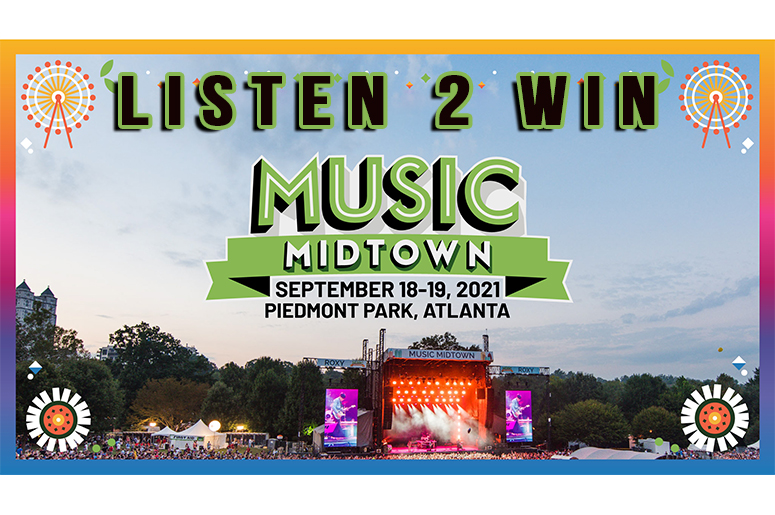 "WMGB's ""B 95.1's ""MUSIC MIDTOWN"""" Contest"