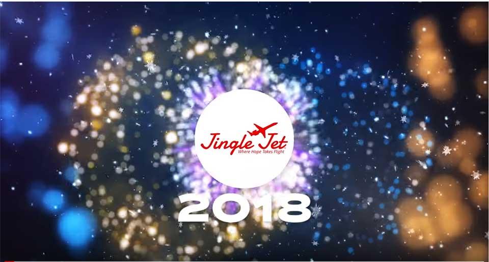 Jingle Jet 2018 Video
