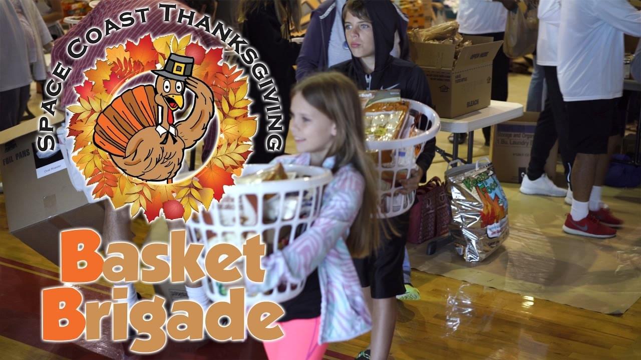 Space Coast Basket Brigade 2019