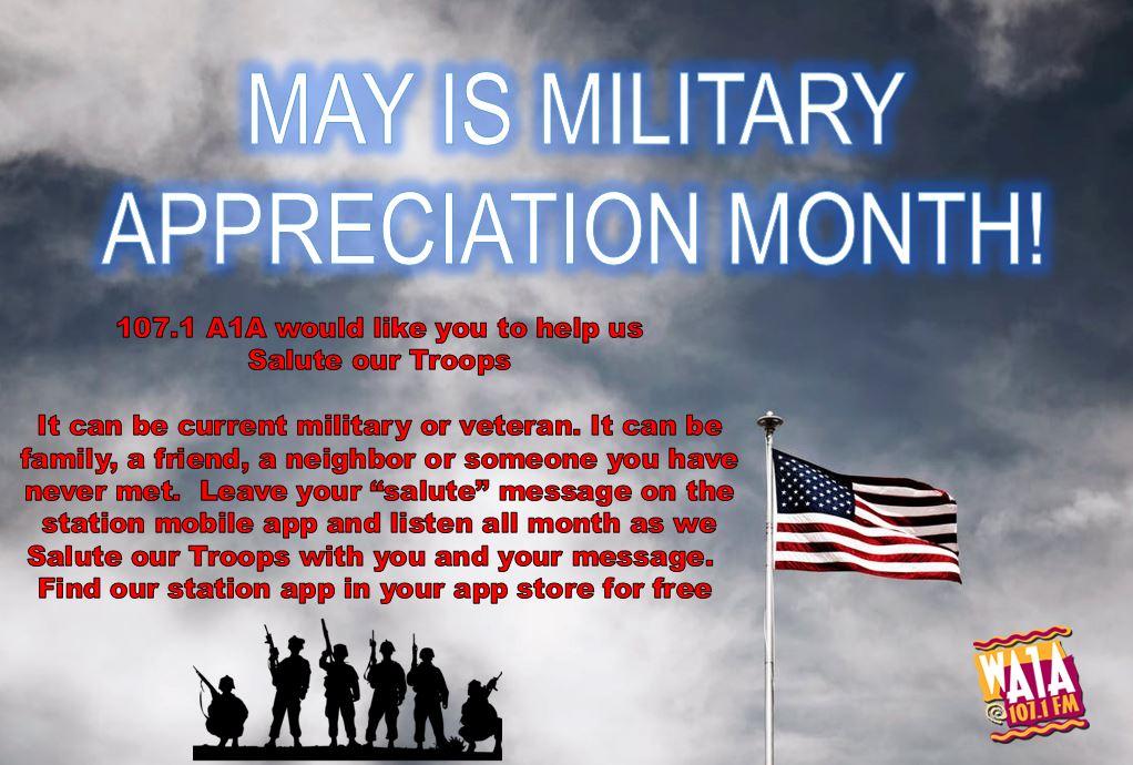 Military AppreciationMonth