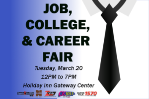 Job, College & Career Fair