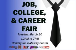 Job, College & Career Fair