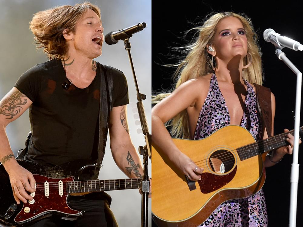 Photo Gallery: CMA Fest's Nissan Stadium Night 4 With Maren Morris, Keith Urban, Luke Bryan, Chris Janson & More