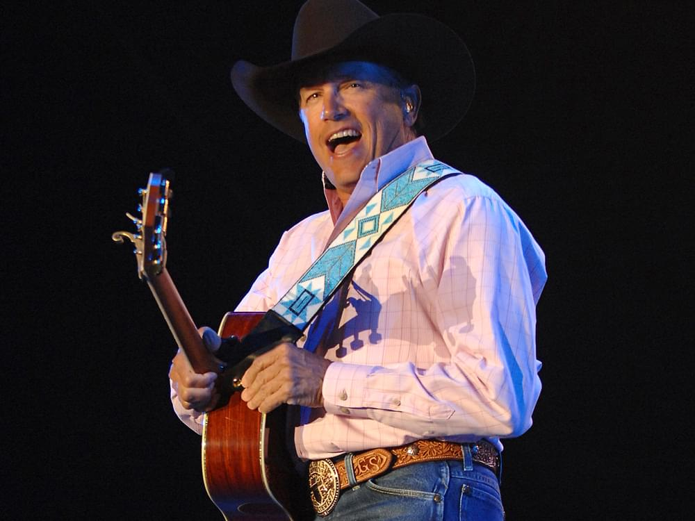 "Watch George Strait Perform What He Says Is His ""Most Favorite Song That I've Ever Recorded"""