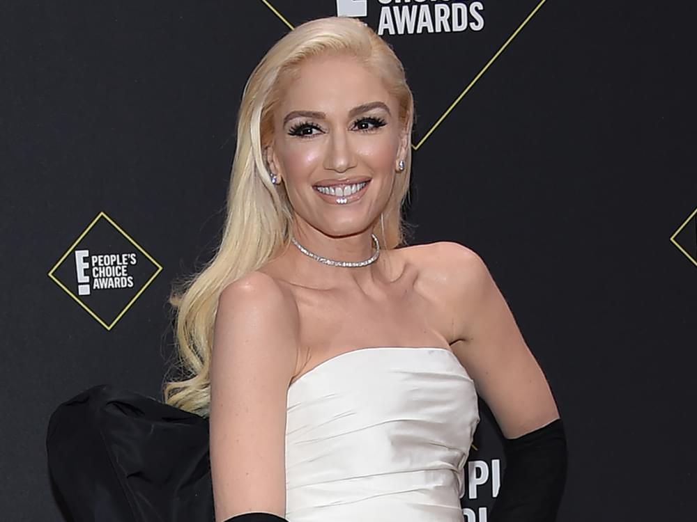 Gwen Stefani Has Now Topped the Billboard All-Genre, Pop, Rap and Country Charts