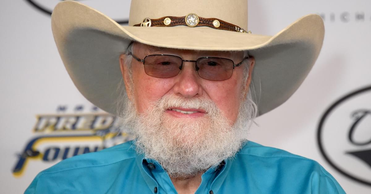 "Charlie Daniels' Son Shares Account of His Father's Last Hours: ""Mom & I Miss Him Terribly"""