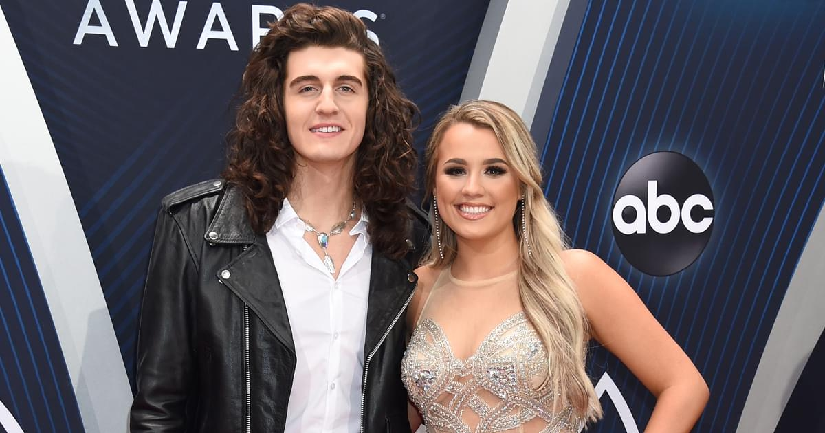 Gabby Barrett & Cade Foehner Expecting First Child