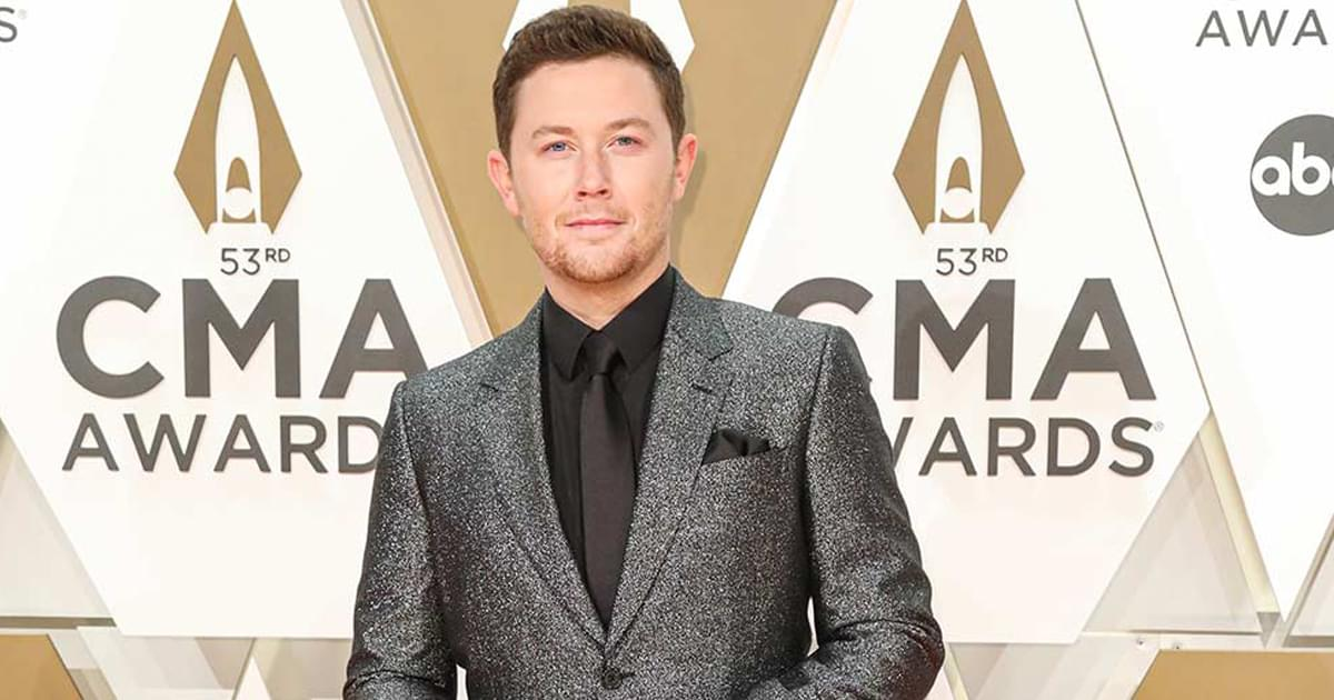 Scotty McCreery Reveals 10 Tour Stops in 2021, Including Rescheduled European Dates