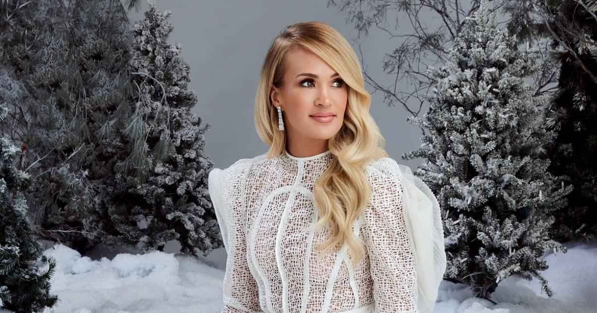 Carrie Underwood Announces Release Date For New Album, My Savior