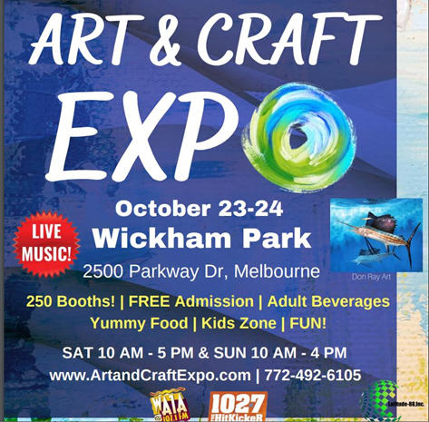 The Melbourne Fall Art & Craft Expo