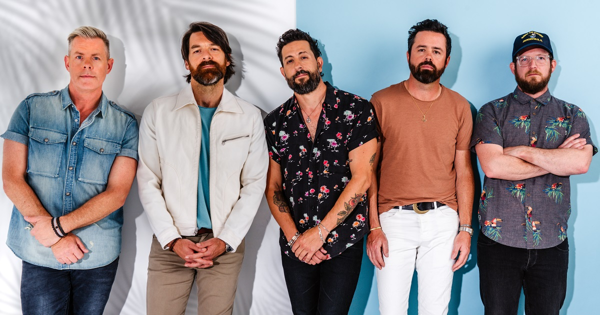 Old Dominion Took A Little Time To Perform On The Kelly Clarkson Show