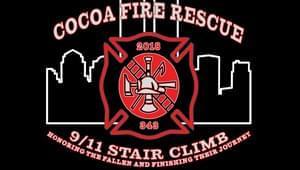 Cocoa Fire 9/11 Memorial Stair Climb 09.15.2018